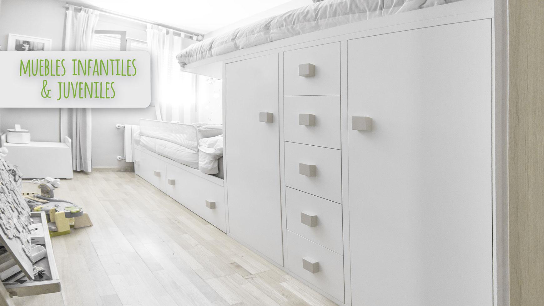 Muebles Dormitorio Madrid : Lignea home muebles infantiles y juveniles a medida en
